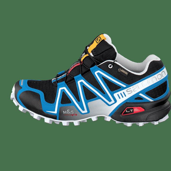 Neueste Salomon Speedcross 3 Gtx Trail Laufschuhe Damen Blau