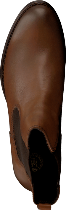 Alston Boot Dark Tan