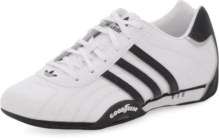 online store 945fe 0582f adidas Originals - Adi Racer Low B BlackWhtBlackMetsil