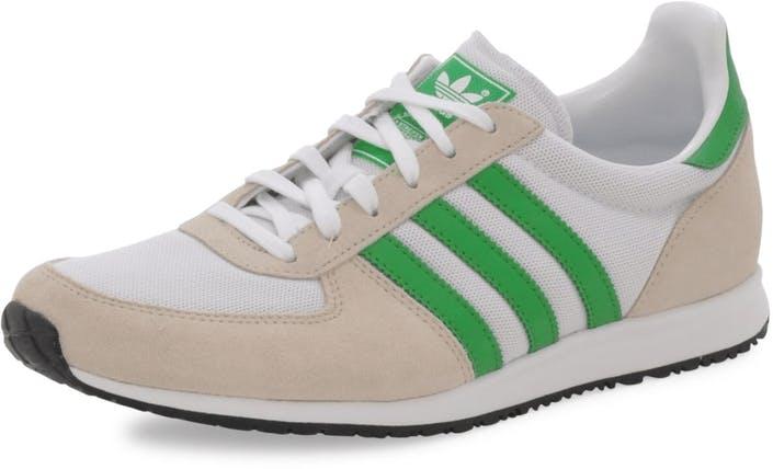 meet c7a22 9ac6b adidas Originals - Adistar Racer Run White Ftw Real Green