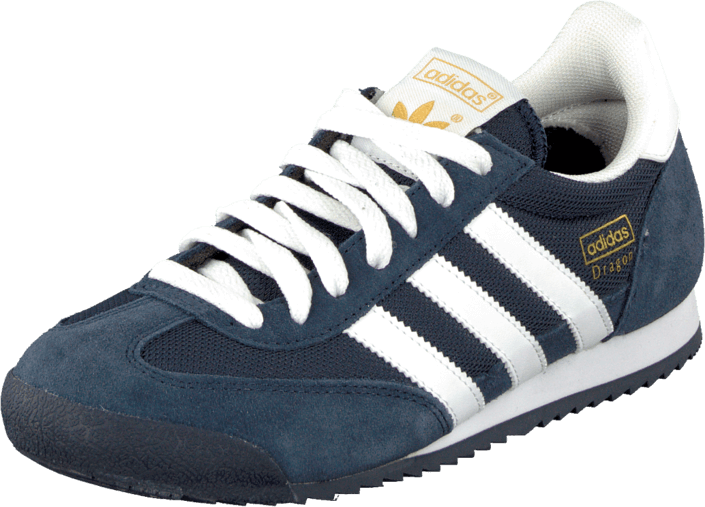 promo code 1e91c 5545b adidas Originals - Dragon New Navy W Met Gold
