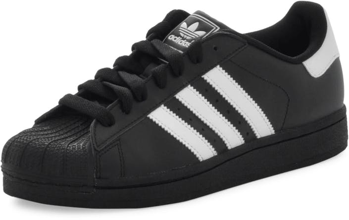 Kjøp adidas Originals Superstar Ii BlackWhiteBlack Svart
