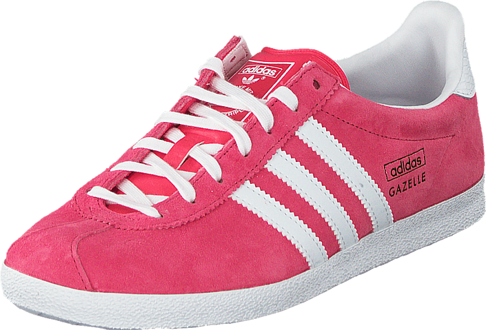 finest selection de75c 78a79 adidas Originals - Gazelle Og W Lush PinkFtwr WhiteGold Met.
