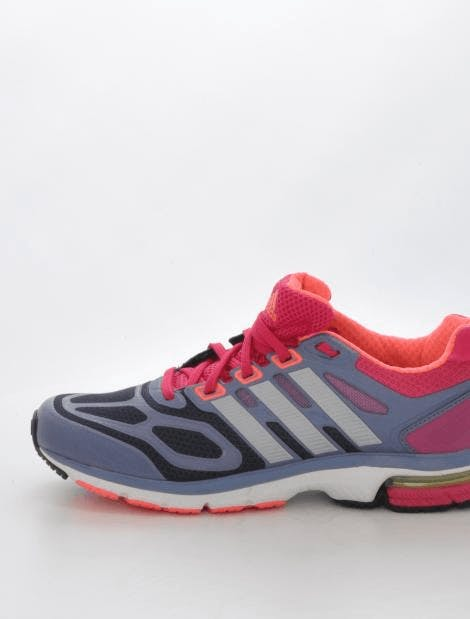 113860cb8b519 Buy adidas Sport Performance Supernova Sequence 6 W Urban Sky F12 Metallic  Silver red Shoes Online