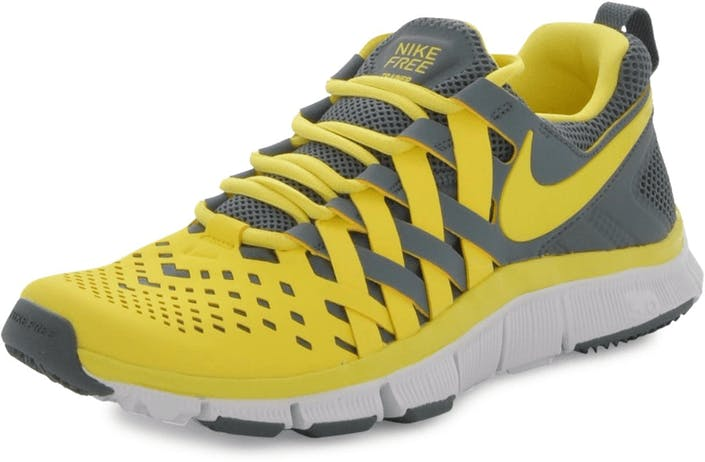 separation shoes c711b a5484 Nike Free Trainer 5.0 Armory Slate/Sonic Yellow
