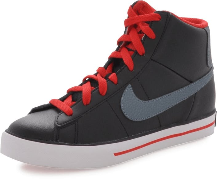 super popular 40427 f2bcc Nike - Sweet Classic High (GS PS) Black Red-White