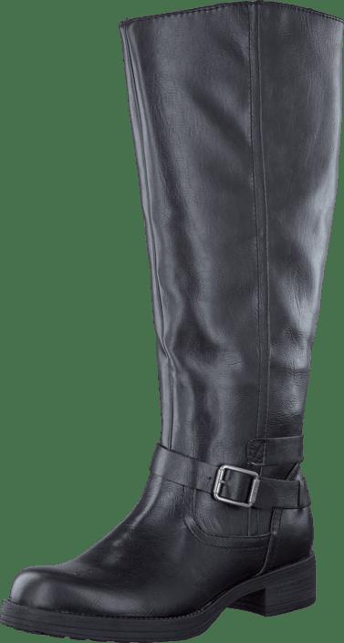 9827ea084ae Köp Esprit Estaher Boot Black Grå Skor Online | FOOTWAY.se