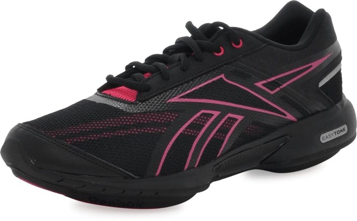 9f7c9c051f9 Buy Reebok Easytone Reenew Iii Black Candy Pink black Shoes Online ...