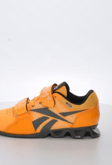 R Crossfit Oly Plus IronstoneNeon OrangeWhite