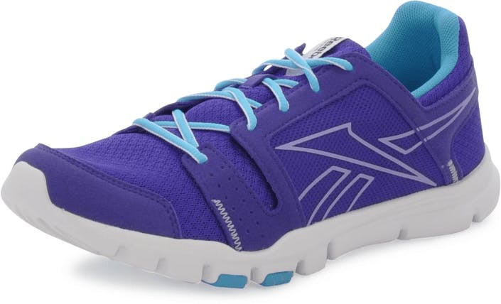 Reebok - Yourflex Trainette 3.0 Ultra Violet/Blue Blink