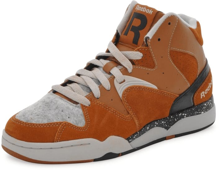b4717d47a7b Buy Reebok Classic Classic Jam Brown Malt Steel Black grey Shoes ...