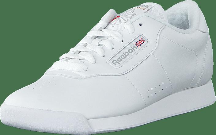 Kjøp Classic Online Sneakers Princess Reebok Hvite Sko wR5g0wxq