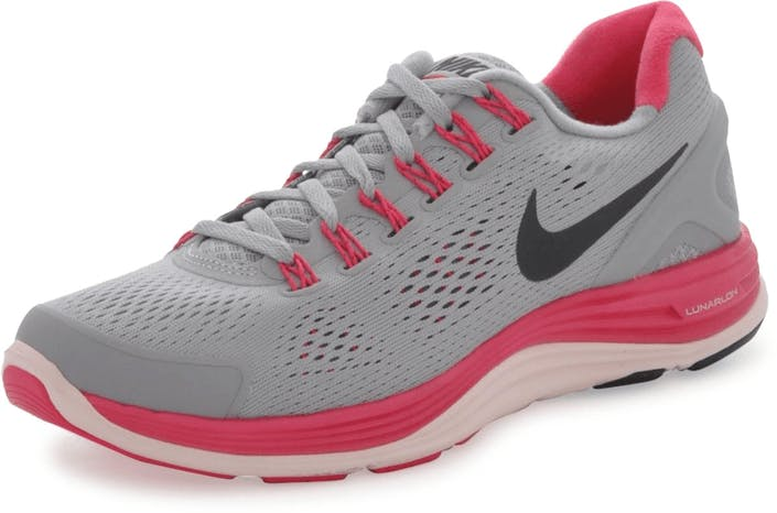 outlet store a3f1d 077b9 Nike - Wmns Nike Lunarglide +4 Wolf Grey Anthracite Pink