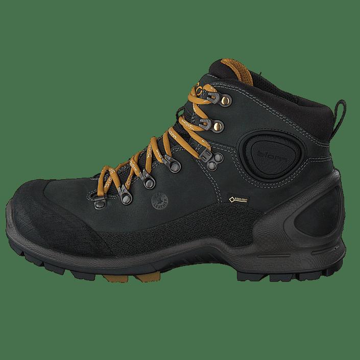 b2f53674570b30 Ecco Biom Terrain Black Black Dried Tobacco schwarze Schuhe Kaufen Online