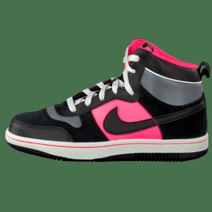 hot sale online 6057e 0670c Kjøp Nike Sky Team 87 Mid (GS) BlackBlack-Pr Pltnm-Atmc Grå
