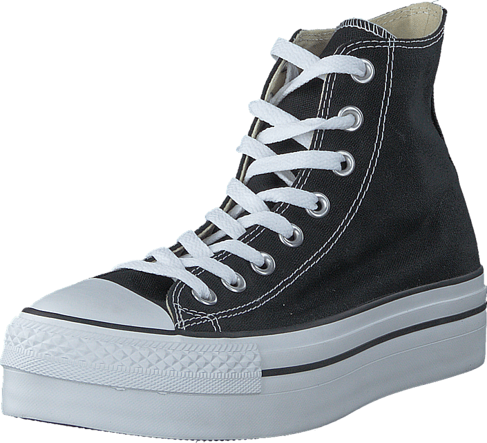Converse - AS Platform Wmns Hi Black