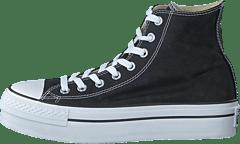 d43cafcd7f4f Svarta Converse Höga Sneakers Dam - Nordens största utbud av skor ...