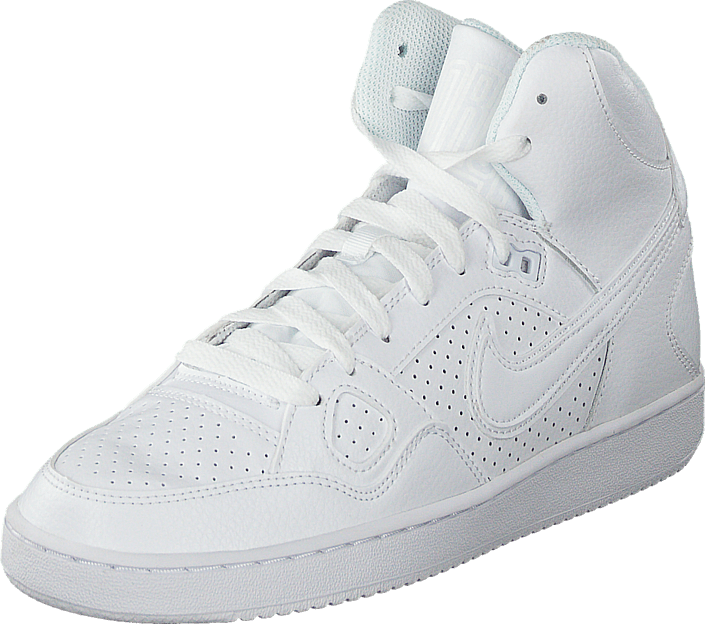 finest selection 42a1a a38bd Nike - Son Of Force Mid White Black