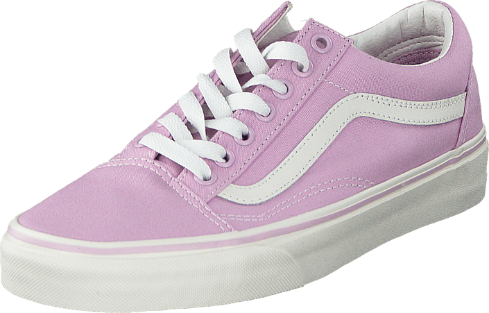 b3c37f297c1 Buy Vans Old Skool Winsome Orchid Blanc De Blanc pink Shoes Online ...