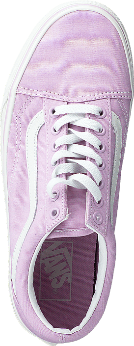 46e26606764890 Buy Vans Old Skool Winsome Orchid Blanc De Blanc pink Shoes Online ...