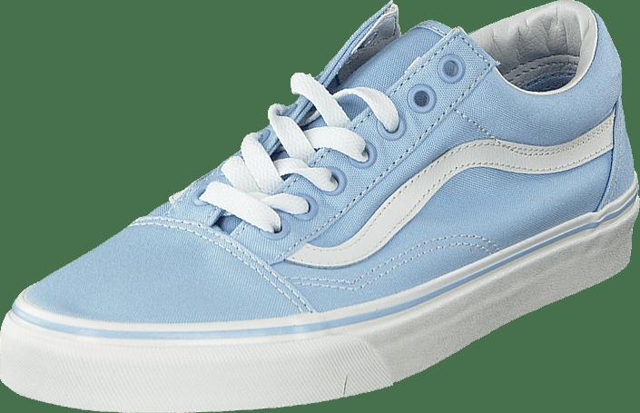 4f1c996b6fe Buy Vans Old Skool Skyway Blanc De Blanc blue Shoes Online