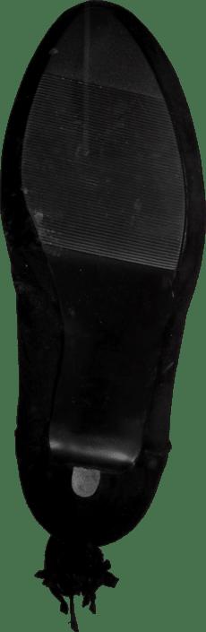 Kjøp Sugarfree Shoes Liddie Black Suede Sko Online