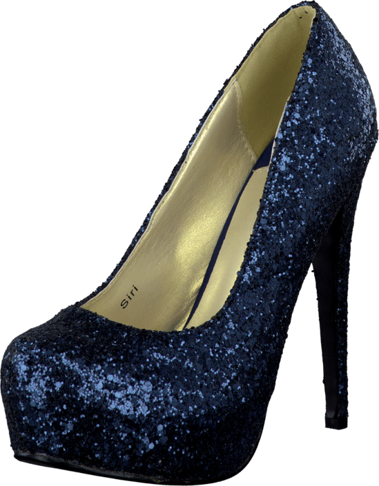 26a940c587cf Buy Sugarfree Shoes Siri Glitter Navy glitter blue Shoes Online ...