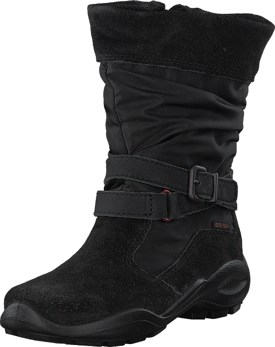 Ecco - Winter Queen Mid Cut Zip Black