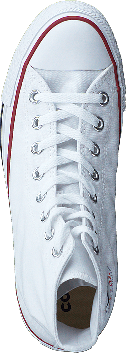 All Star Canvas Hi Optical White
