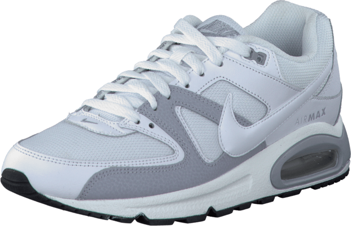 Air Max Command WhiteWolf Grey Black