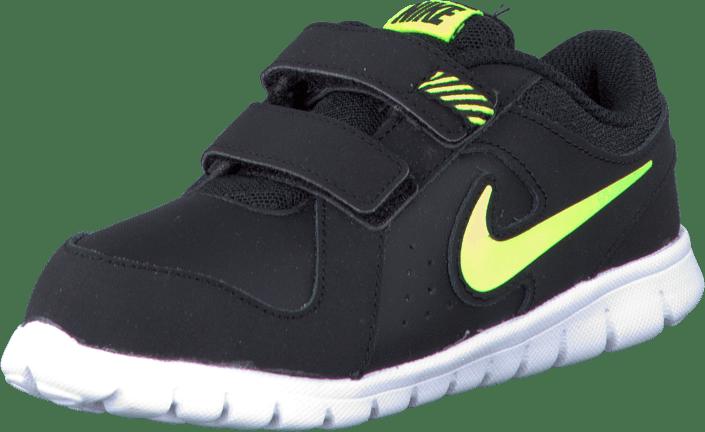 Köp Nike Nike Flex Experience Ltr (Tdv) Black Volt-White svarta Skor ... 6f3268e2e8c9e
