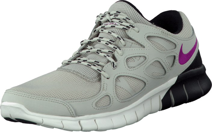 reputable site 80710 fa912 Nike - Nike Free Run 2 Lt Bg Chlk Brght Mgnt-Sl-Anthr