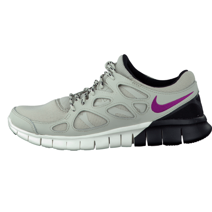 the latest 68d77 20e16 Köp Nike Nike Free Run 2 Lt Bg Chlk Brght Mgnt-Sl-Anthr gråa Skor Online    FOOTWAY.se