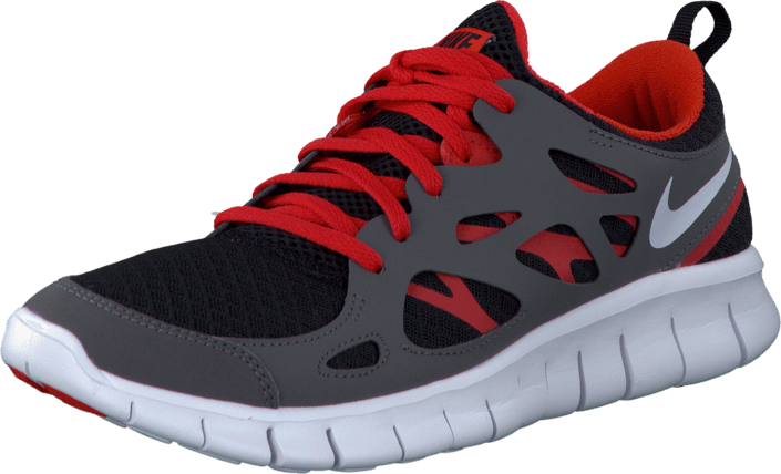 brand new e0f22 450d2 Nike - Nike Free Run 2 (Gs) BlackWhite-Dark Grey-
