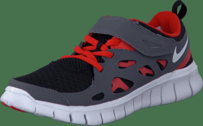 low priced c3cae 97523 Nike - Nike Free Run 2 (Psv) Black White-Dark Grey-