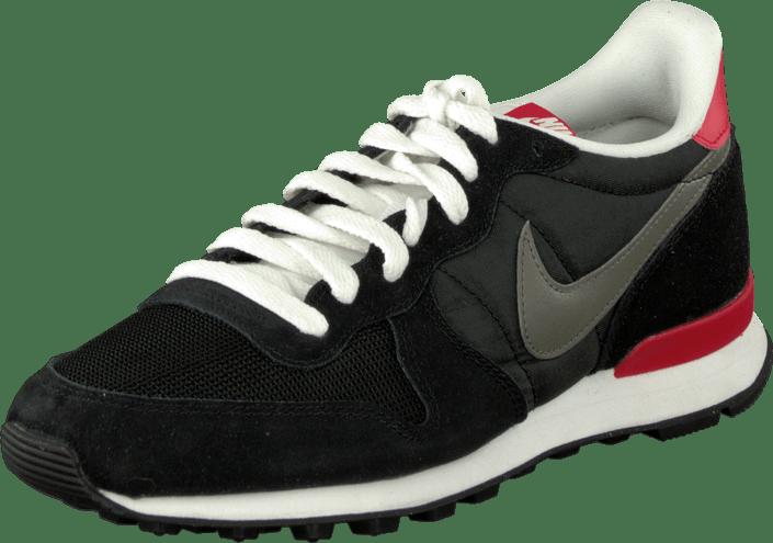 Nike Internationalist Black Red White