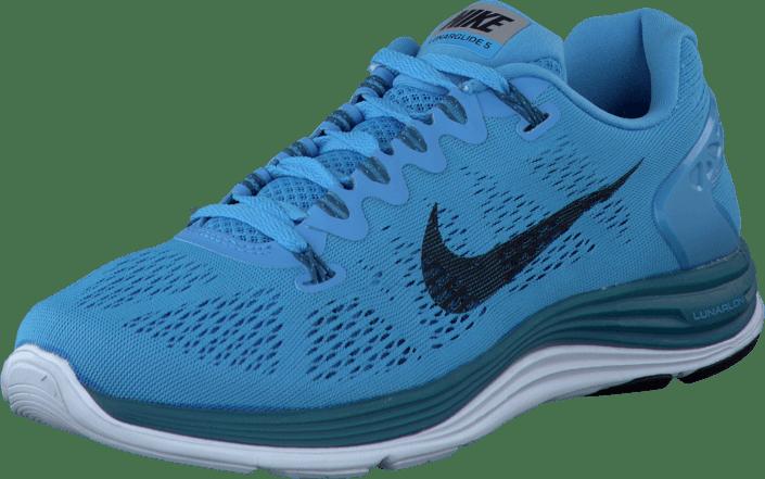 super popular 30350 4d58a Nike - Nike Lunarglide+ 5 Vvd Blue Blk-Grn Abyss-Bl Tnt