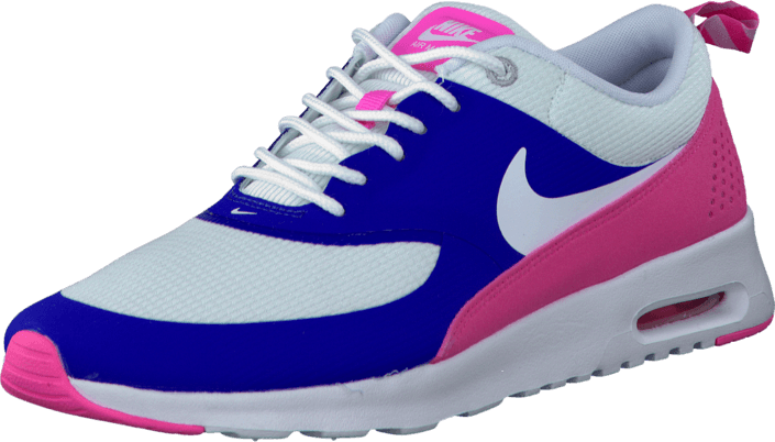 nike air max thea royal white pink