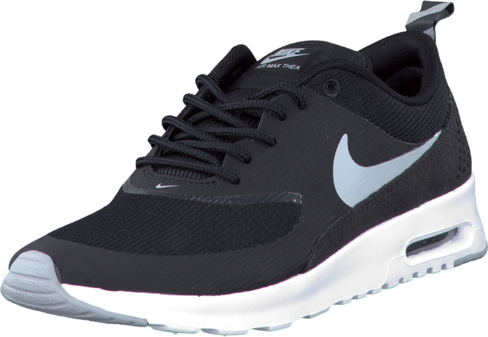 hot sale online 943db fb957 Nike - Wmns Nike Air Max Thea Black Wolf Grey-Anthrct-White