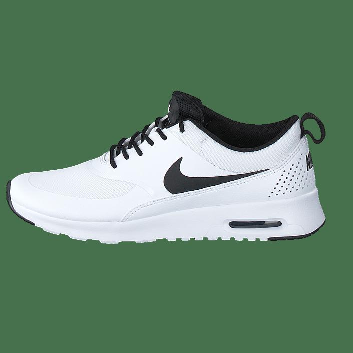 Kjøp Nike Air Max Thea Whiteblack sko Online | FOOTWAY.no