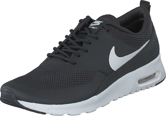 e7d49555 Buy Nike Wmns Nike Air Max Thea Black/Summit White grey Shoes Online ...