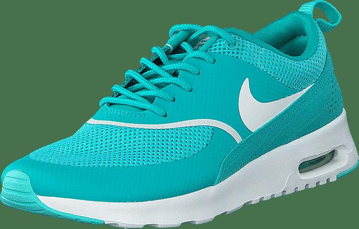 Wmns Nike Air Max Thea Clear Jade/Summit White