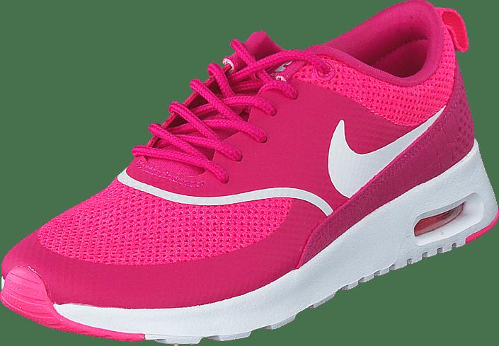 Nike Wmns Nike Air Max Thea Vivid Pink/Summit White rosane Schuhe ...