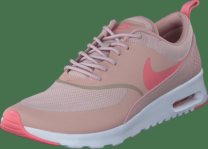 Buy Nike Wmns Nike Air Max Thea Pink Oxford Bright Melon-White pink ... 8b30a55d0