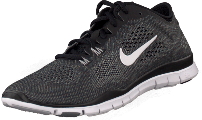 hot sale online a9026 7c942 Wmns Nike Free 5.0 Tr Fit 4 Black/White-Cool Grey-Wlf Grey
