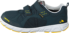 Hobbit GTX Dark Blue/Yellow
