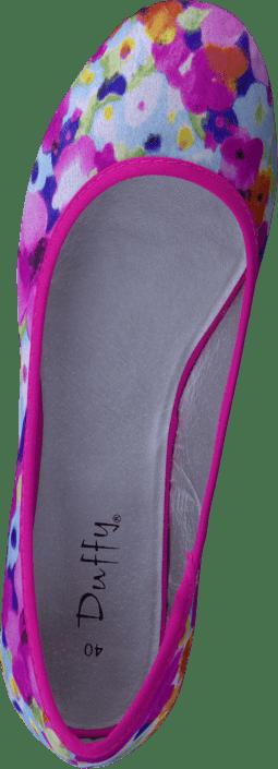 Duffy - 80-22129 Fuchsia/Multi