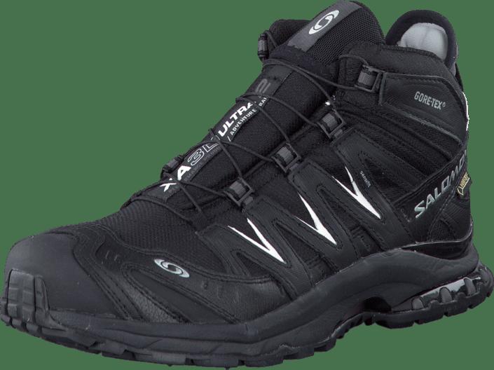 Buy Salomon Xa Pro 3D Mid Ltr Gtx® Black Black Asph black Shoes ... d3c4f0cd83ca