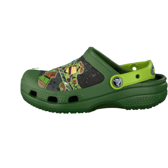 9f3aabaeab1 Buy Crocs CC TMNT Clog Seaweed/Volt Green green Shoes Online | FOOTWAY.co.uk
