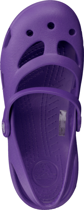 Crocs - Shayna Girls Neon Purple